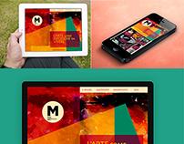 MACRO web&mobile site