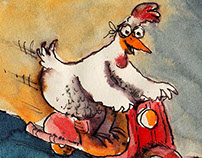 The Chook Diary