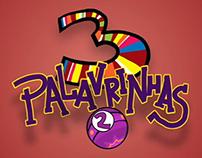 3Palavrinhas - Volume 2 - DVD