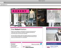 WebDesign - Robert Fashion!