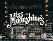 Miss Moonshine's Branding