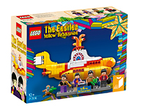 LEGO Ideas The Beatles Yellow Submarine