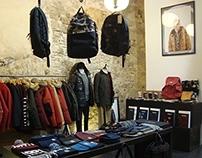 Visual Merchandising en Carhartt Showroom FW2014