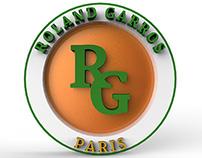 Roland Garros - Identité visuelle, site web et billets