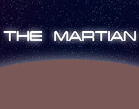 THE MARTIAN | Title Sequence [Animatic]