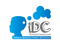 iDC (I Dream Career) - Website Concept and Content