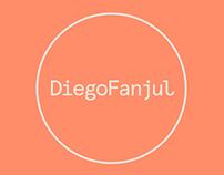 Brand Identity for Diego Fanjul