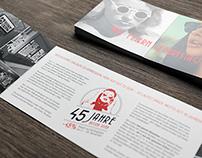 ISSER Optik - 45 Jahre Jubiläum