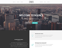 BOUNCE - Responsive Multipurpose WordPress Theme