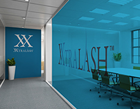 XXtralash logo and packaging