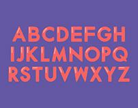 Rubber Font