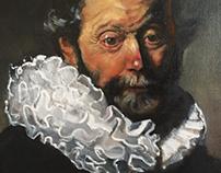 Rembrandt copy
