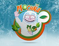 Mascot for Ardo Mochov