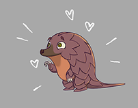 Roll with the Pangolins!