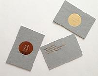 studio frau business cards