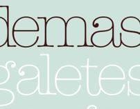 Demasié cookies - Brand claim