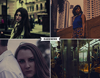 Darkness Photoshop Actions Download