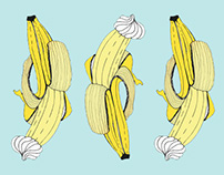 Whipped Banana