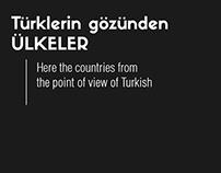 Türklerin gözünden ülkeler - I