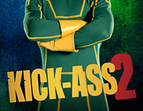 Kick Ass 2 – Digital Outdoor
