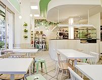 CAFE' DE FLORE MILANO