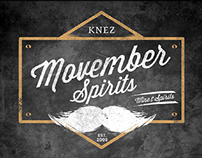 Movember Spirits
