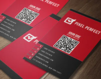 Corporate Double Sided Business Card