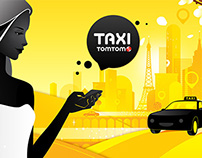 TomTom Taxi identity