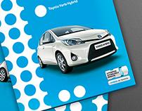 Toyota Yaris Hybrid Special Brochure