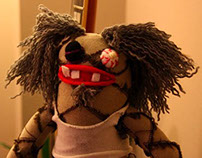 Larry the Sock Zombie