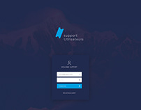 Support User Dashboard