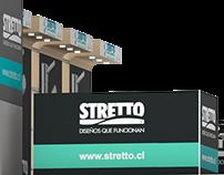 STAND CORFERIAS STRETTO