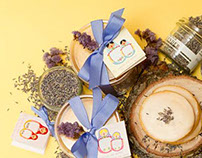 Wunderkeks' Mother's Day: Lavander & Lemon Special