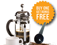 2014 - TAOindustry French Press Coffee Maker