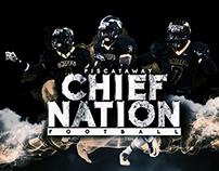 Piscataway Chief Nation Football