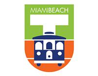 Miami Beach Trolley Logo