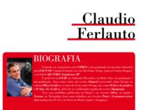 Claudio Ferlauto - Divulgação Designer