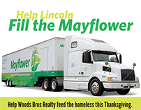 Fill the Mayflower Promo