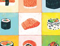 I ♡ Sushi