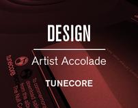 TUNECORE / SALES ACCOLADE