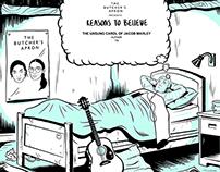 Selfridges: Reasons to Believe: Comic Art Style