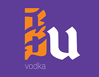 Bottoms Up Vodka