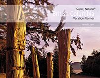 Destination British Columbia : Vacation Planner