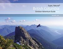 Destination British Columbia : Outdoor Adventure Guide