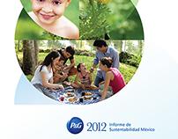 Informe de Sustentabilidad P&G México