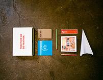 Trestles Custom Self-Promotion Mailer