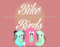Bike Birds - Flash to JS