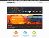 Diseño Web - CePA