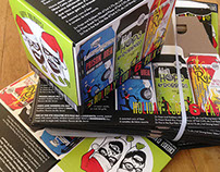 Graphic Design for Double Trouble Brewing's Loot Pack 6