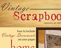 Magazine: Vintage Scrapbooking